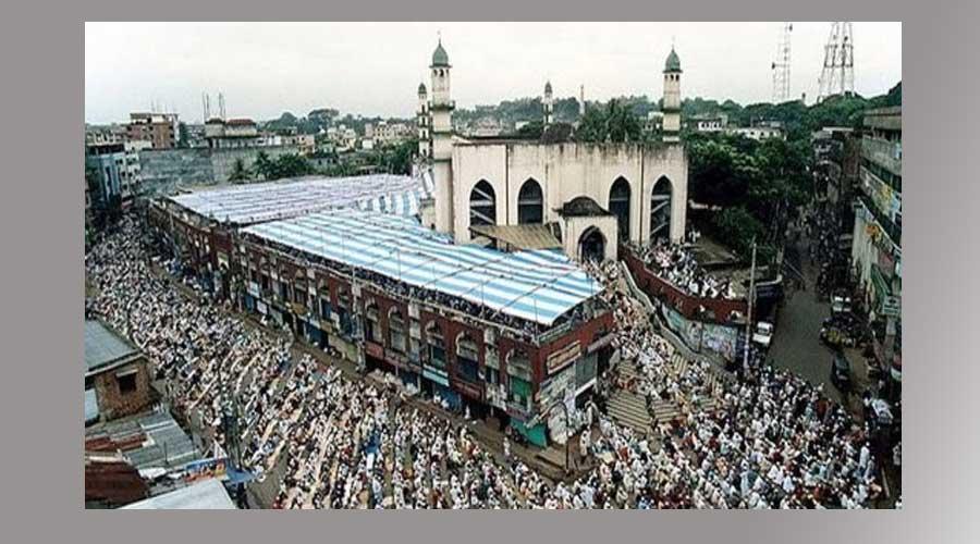 চট্টগ্রামের আন্দরকিল্লা শাহী জামে মসজিদ