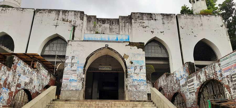 চট্টগ্রামের আন্দরকিল্লা মসজিদ