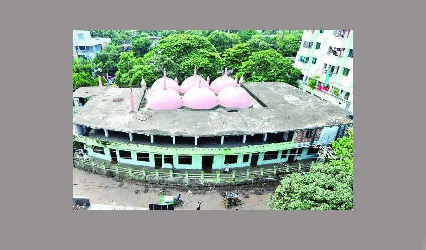 অলি খাঁ মসজিদ: মোঘল স্থাপত্যকলার অনন্য নিদর্শন