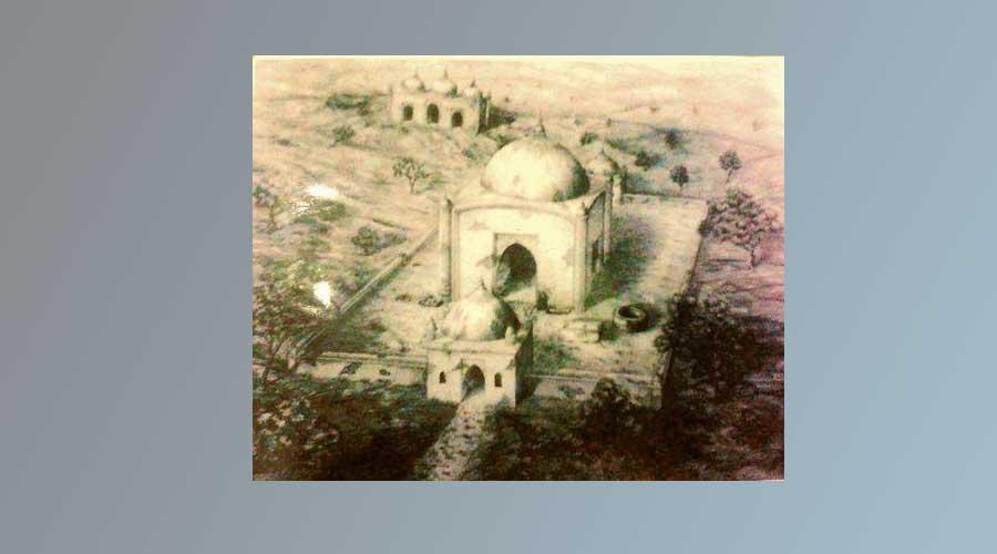 বদর শাহ মাজার