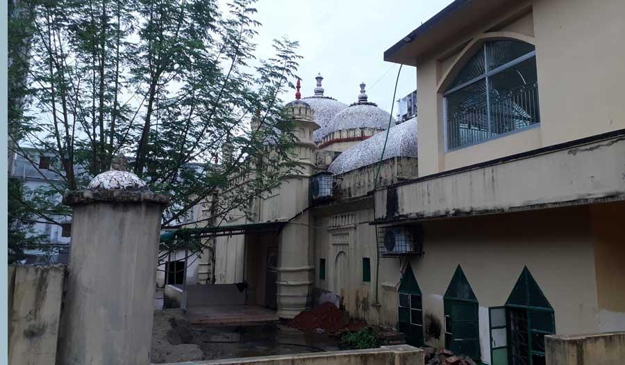 কদম মোবারক মসজিদ