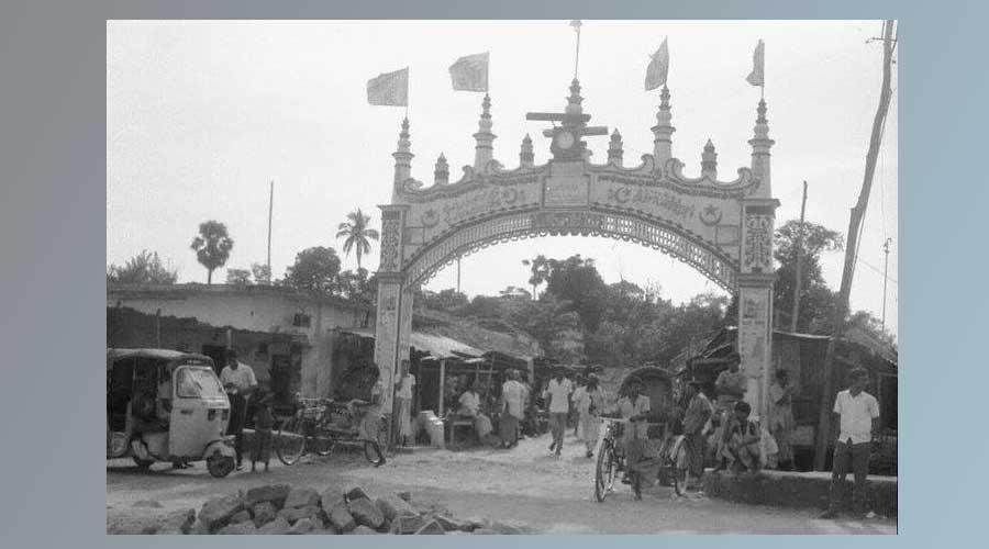 বায়েজিদ বোস্তামীর মাজার