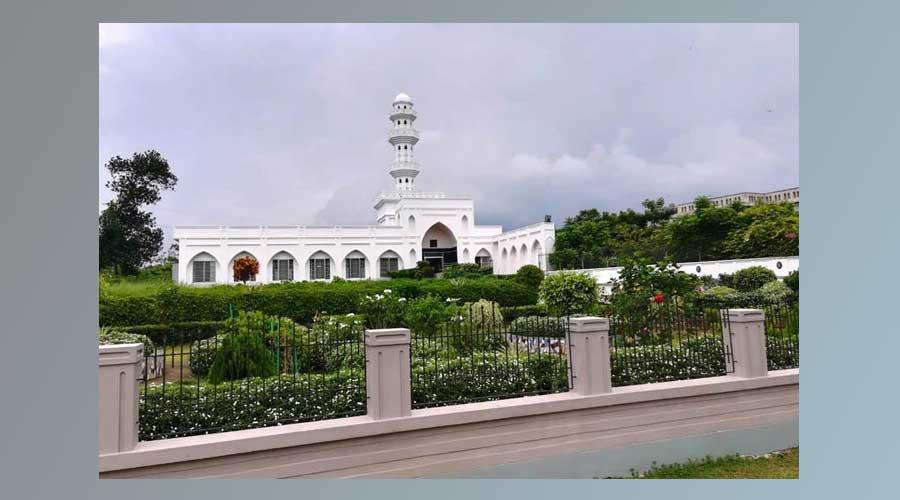 গায়েবি মসজিদ